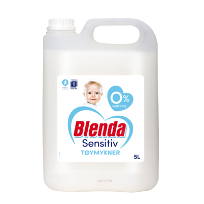 Blenda Sensitive Tøymykner